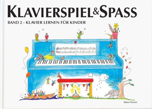 Band 2: Klavier Lernen für Kinder