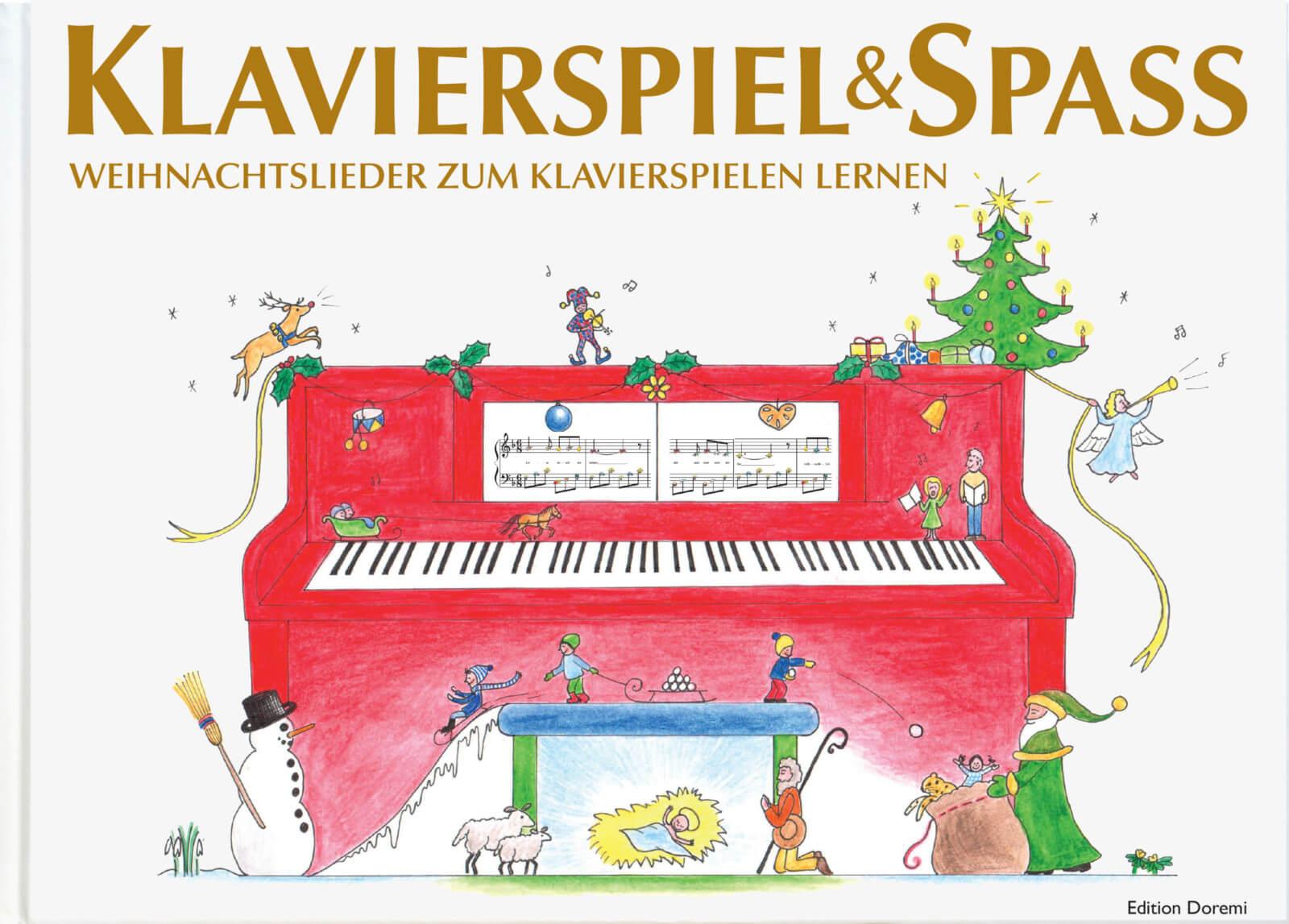 weihnachtslieder zum klavierspielen lernen klavierspiel. Black Bedroom Furniture Sets. Home Design Ideas