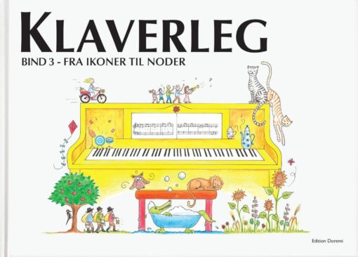 Klaverleg Bind 3